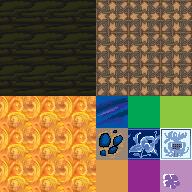 pixel textures