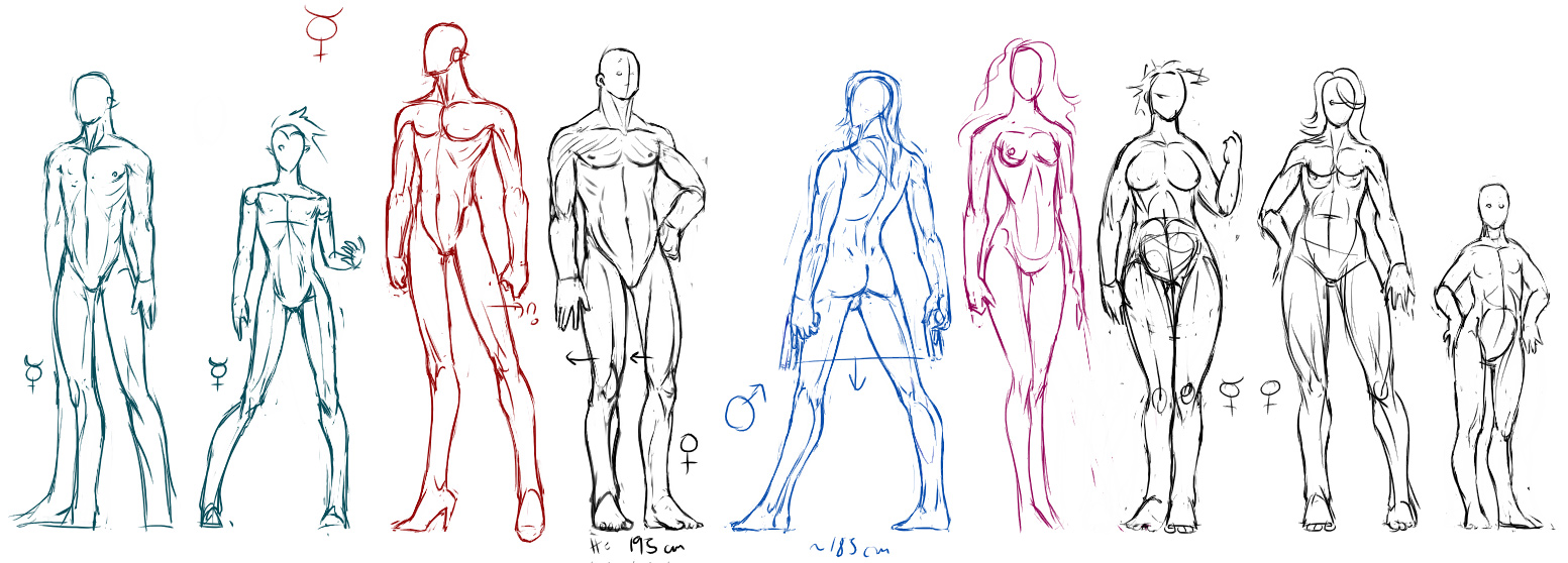 figure drawing ebooks how to draw people - 1553×558